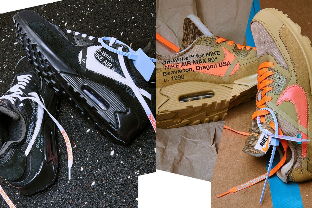 sports shoes 2e4f9 d5753 THE TEN」最新作エア マックス 90、「ドクターマーチン×セックス ...