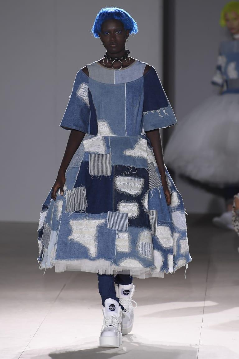 junya watanabe comme des garÇons 2019年春夏コレクション パリ