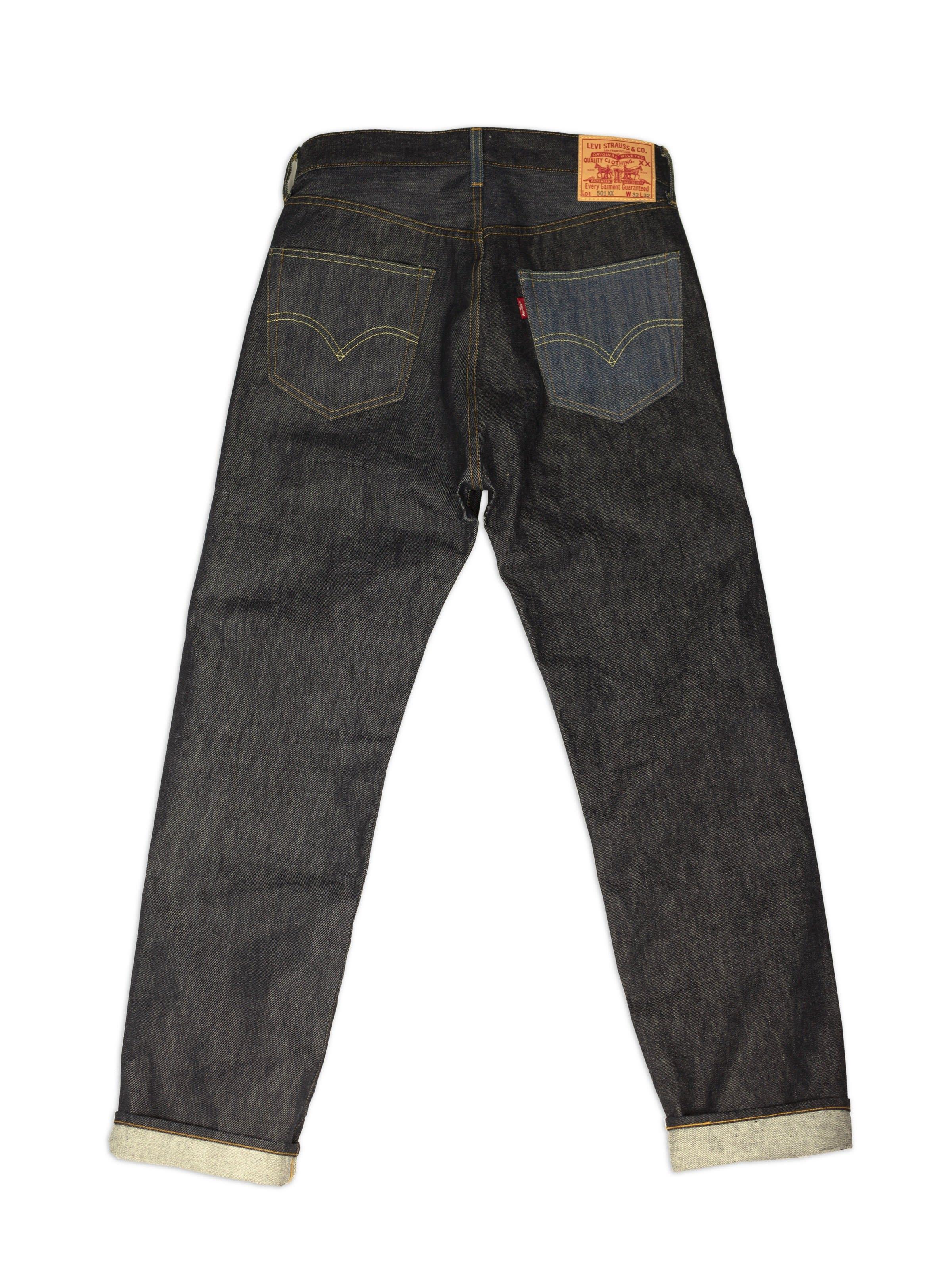 2a234a82f4461 世界150着限定、「リーバイス®」ブルージーンズ誕生日にジャケットと ...